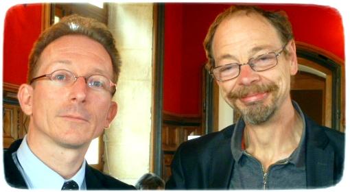 Alain KEWES et Y. PETIT