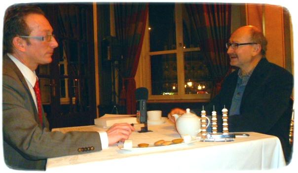 Eric FOTTORINO et Y. PETIT