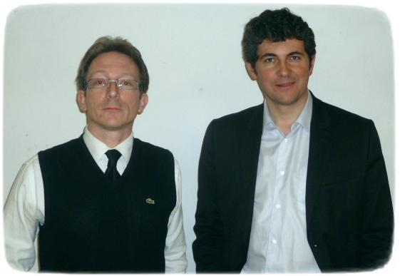 Gilles PLATRET et Y. PETIT