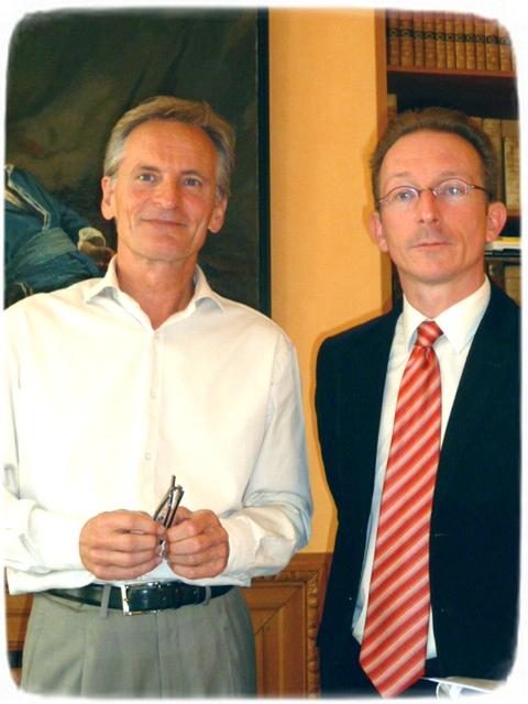 Guy FEREZ et Y. PETIT