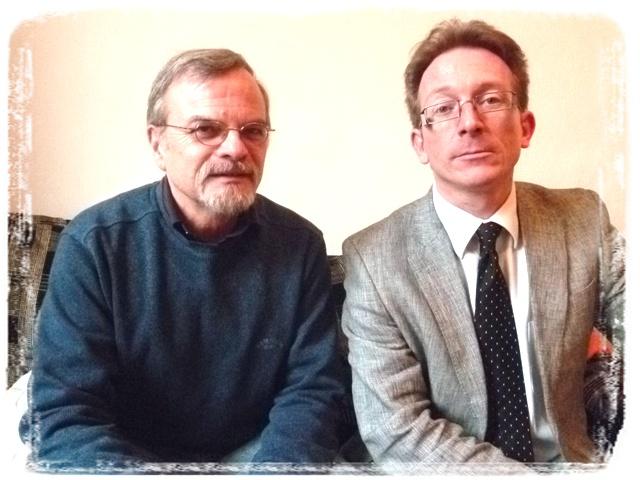 Jacques MORIN et Y. PETIT