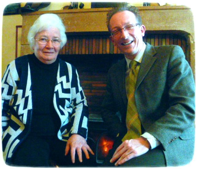 Marie-Thérèse MUTIN et Y. PETIT