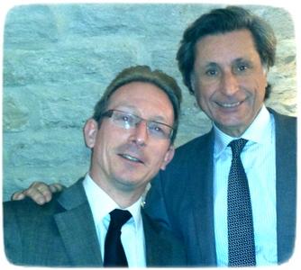 P. de Carolis et Y. P.