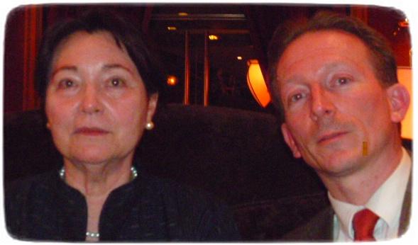 Paule CONSTANT et Y. PETIT