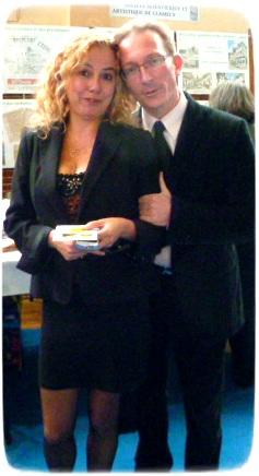 Sandra AMANI et Y. PETIT