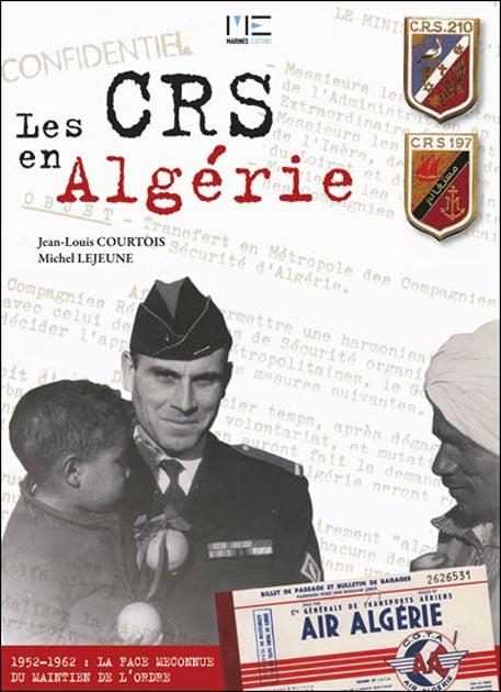 Couverture CRS EN ALGERIE