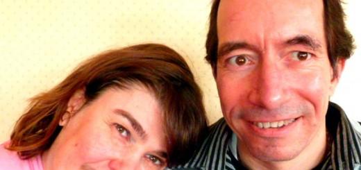 Icône Sophie et Christian (retrav.)