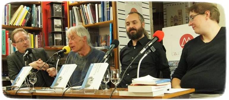 Serge MONCOMBLE et David DEMARTIS