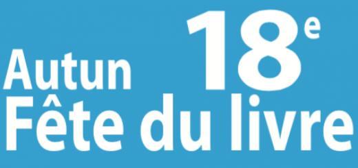 Icône Fête Livre Autun
